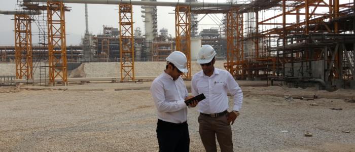 پروژه سیستم های جامع مخابراتی و اسکادای طرح پالایشگاه گاز بیدبلند خلیج فارس به صورت EPC